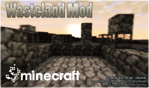 wasteland minecraft mod