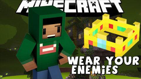 wear your enemies minecraft mod