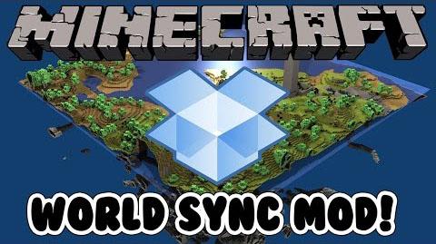 world sync minecraft mod