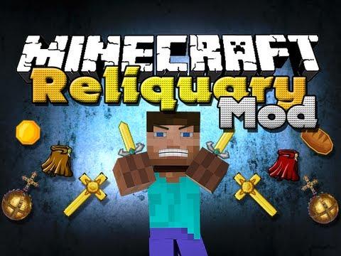 xenos reliquary minecraft mod