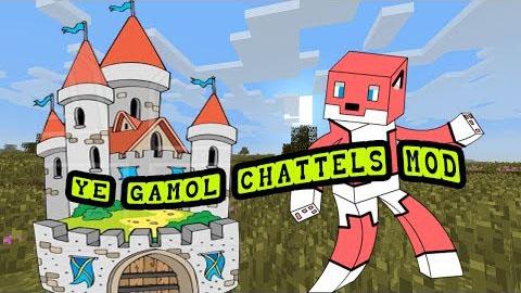 ye gamol chattels minecraft mod