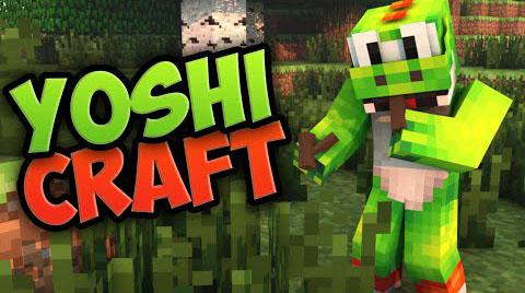 yoshicraft minecraft mod